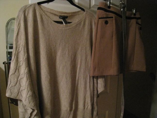 Paris purchases - Mango sweater