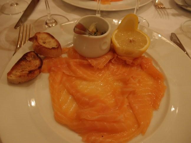 """Dinner at Josephine """"Chez Dumonet"""" Paris"""