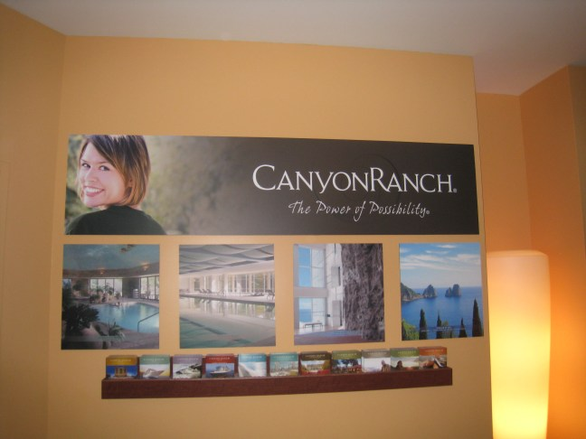 Canyon Ranch Spa, Las Vegas