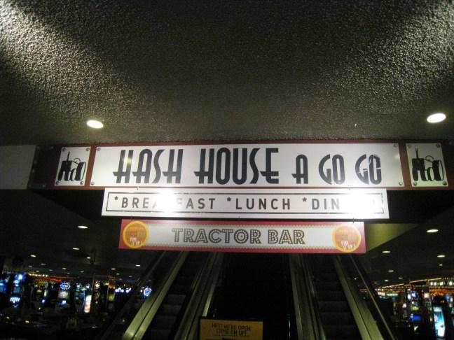 Hash House, Las Vegas