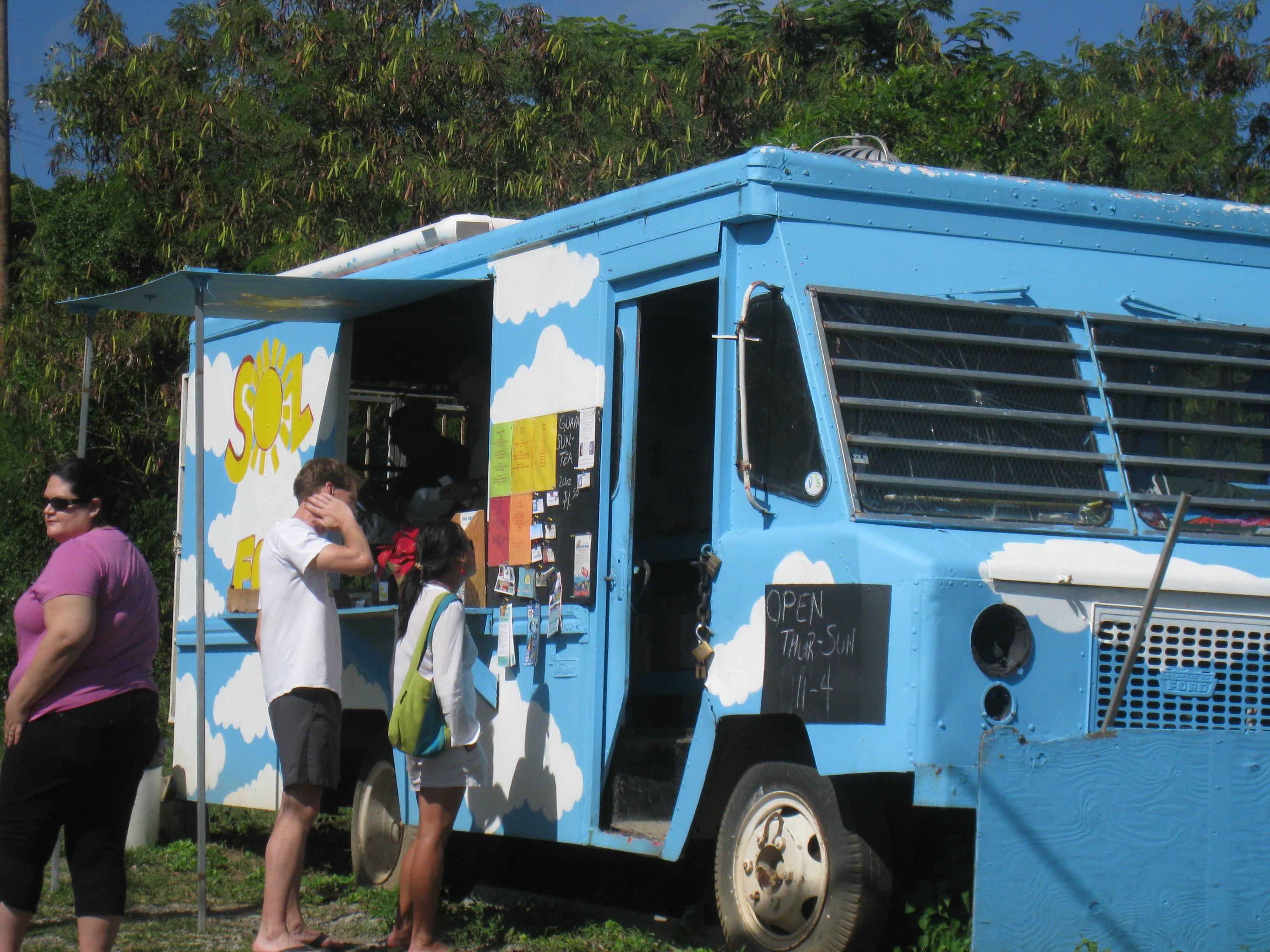 Sol Food Truck Vieques