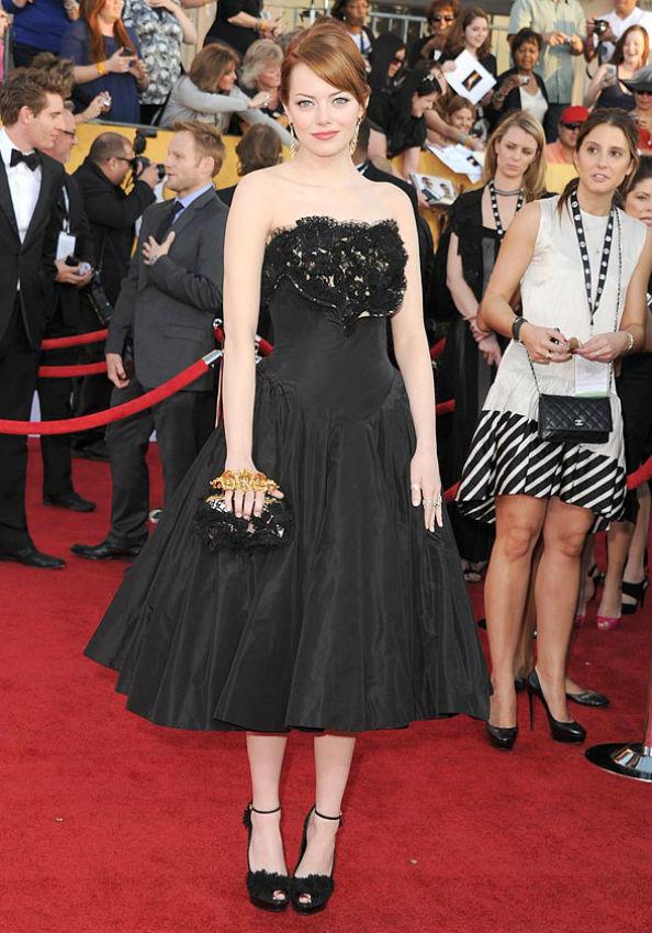 Emma-Stone-at-the-2012-SAG-Awards