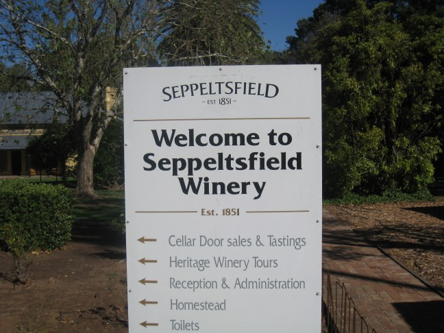 Seppeltsfield Winery