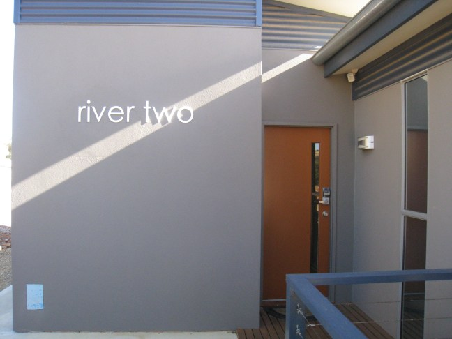 River Two house at Barossa Pavilions, Australia