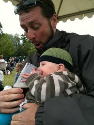 Baby's first beer festival