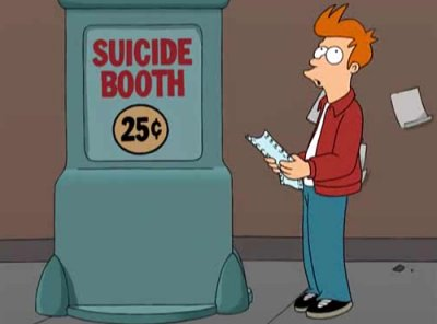 Suicide Booth