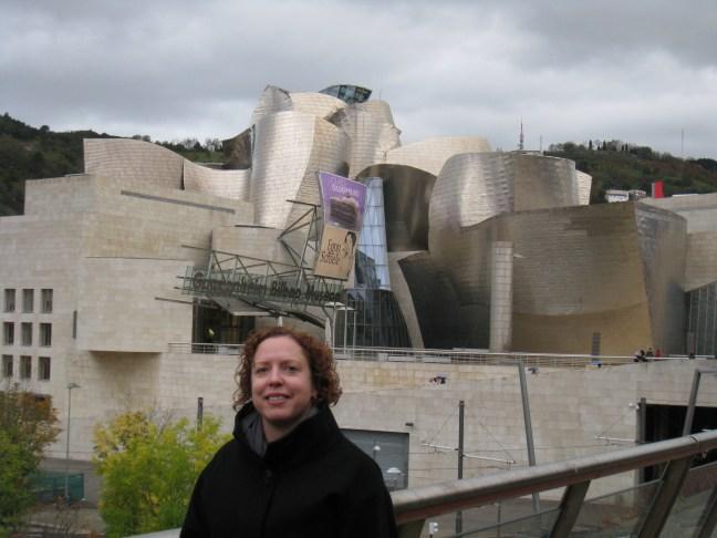 Guggenheim. Bilbao.
