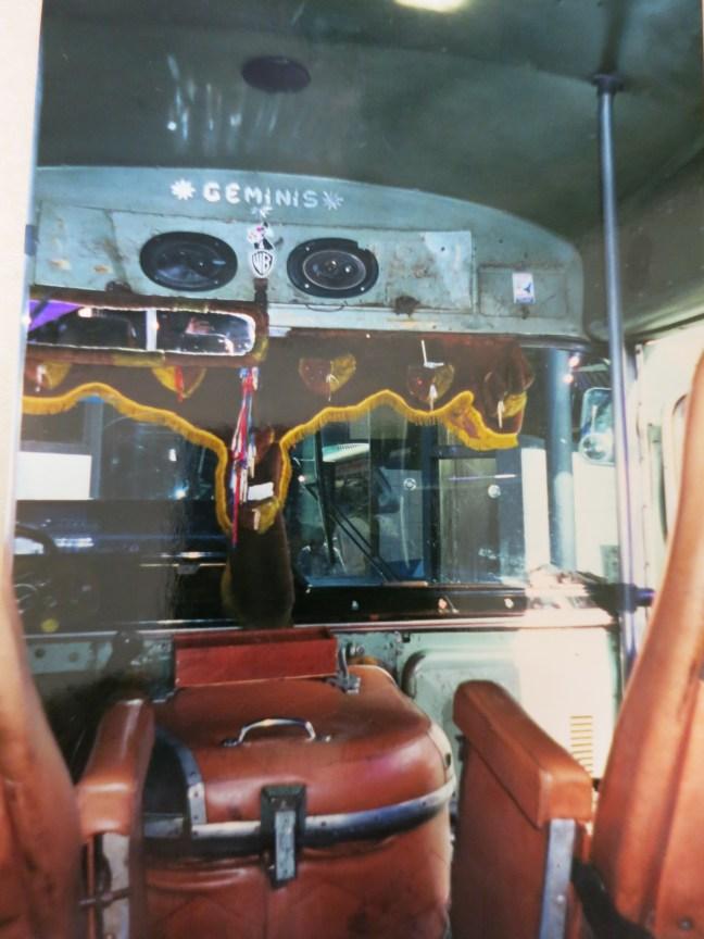 A bus in Venezuela