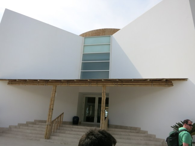 Hotel Paracas in the southern coast of Peru