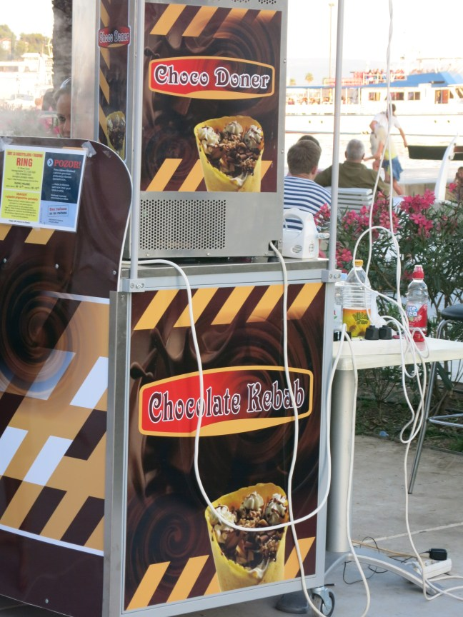 Croatia's Choco Doner