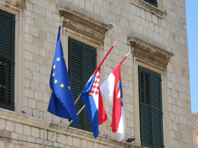 Croatia joins the EU