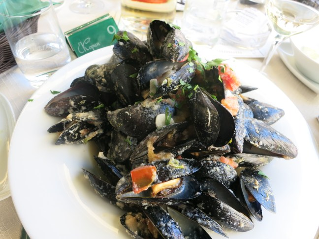Croatian mussels
