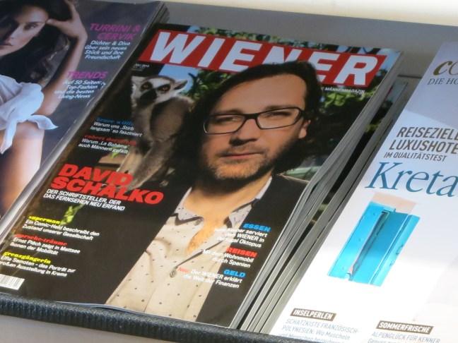 Wiener magazine