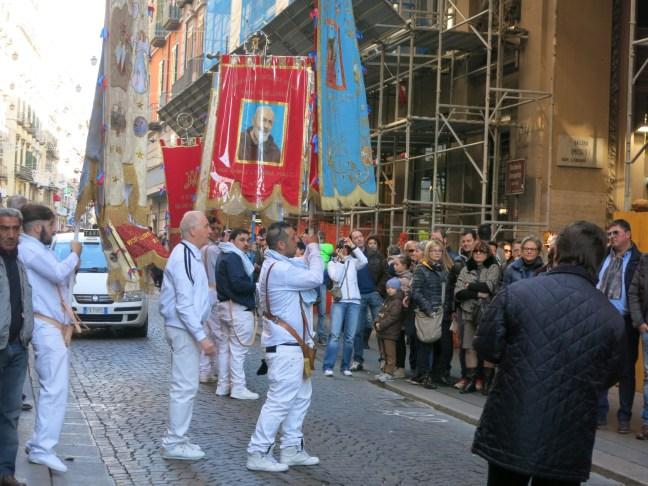 Neapolitan parade