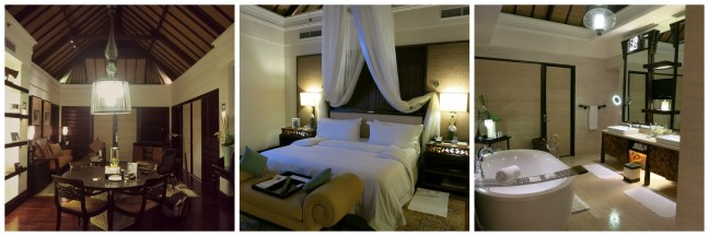 Room 805 at the St. Regis Bali