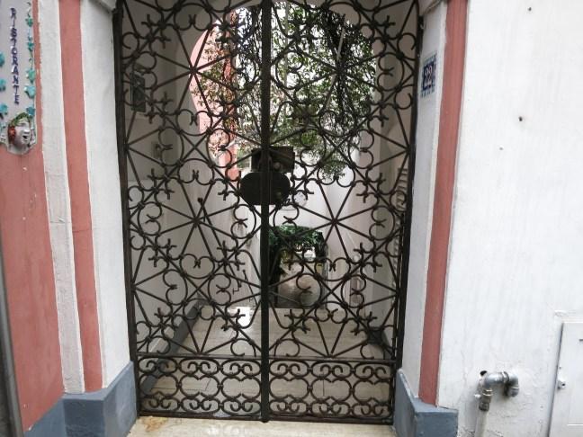 Positano entry