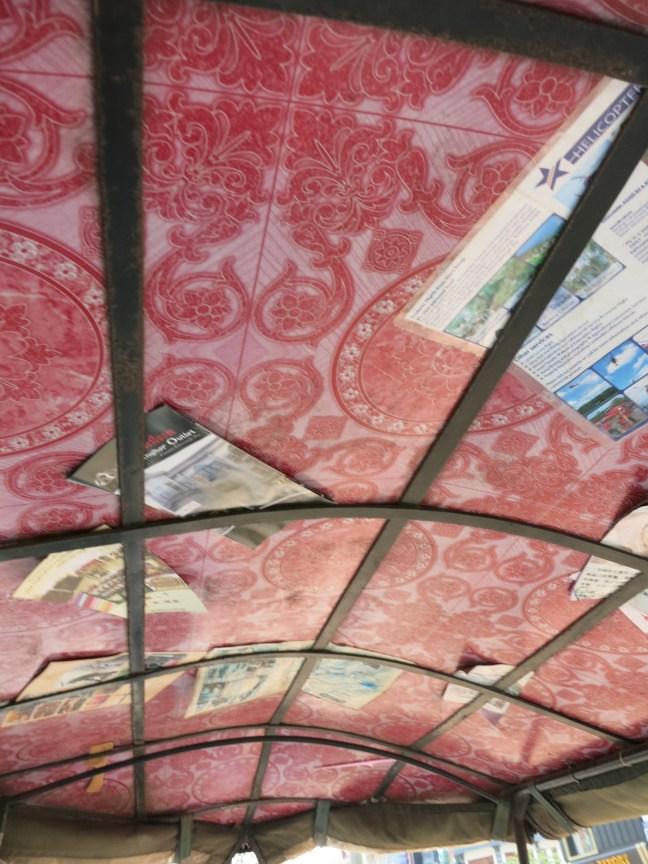 Cambodian tuk tuks