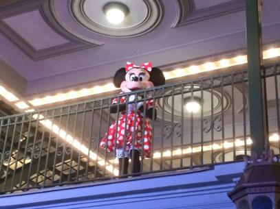 Minnie, one of our overlords....I mean, gracious hosts. (Photo Kerry Tice)