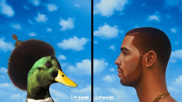 2-drake-album-cover-photoshops-duck-head