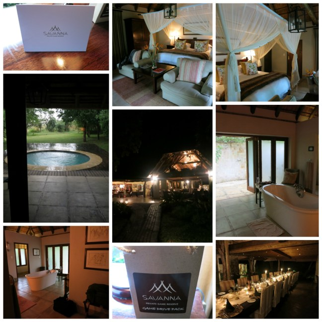 Savanna Lodge Collage