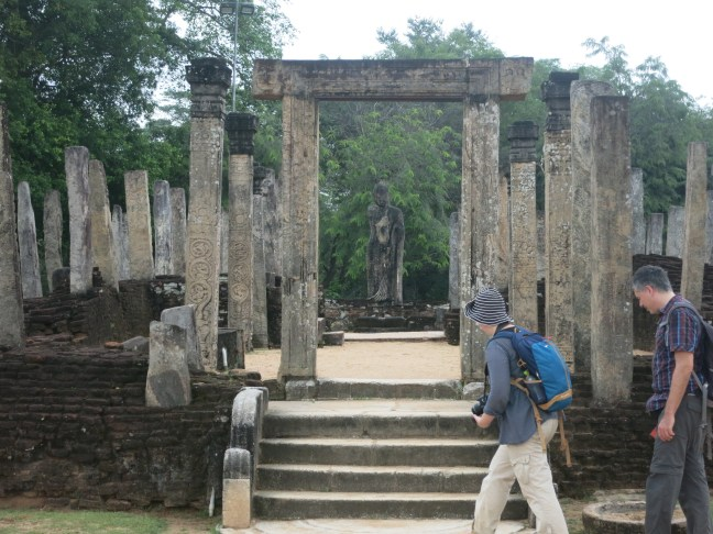 Polonnaruwa temple