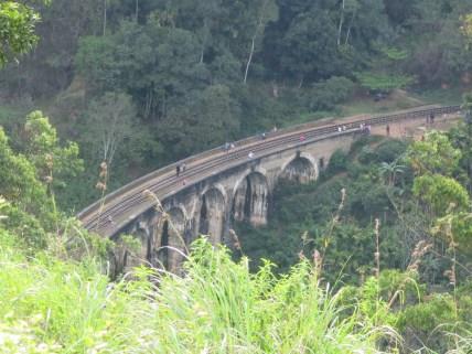 Nine Arches Bridge, Sri Lanka