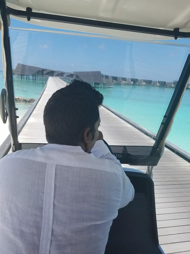 our St. Regis Maldives Butler