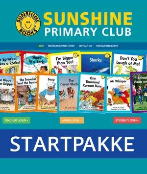 Sunshine Library engelskundervisning