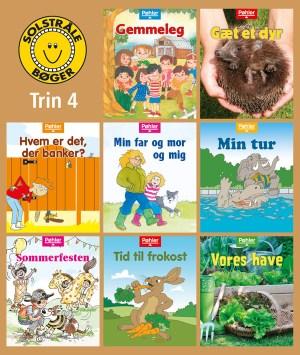Solstrålebøger TRIN 4