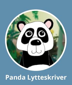 Panda Lytteskriver