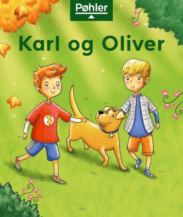 Karl og Oliver forside
