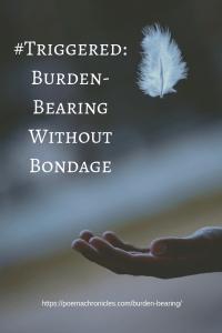burden-bearing