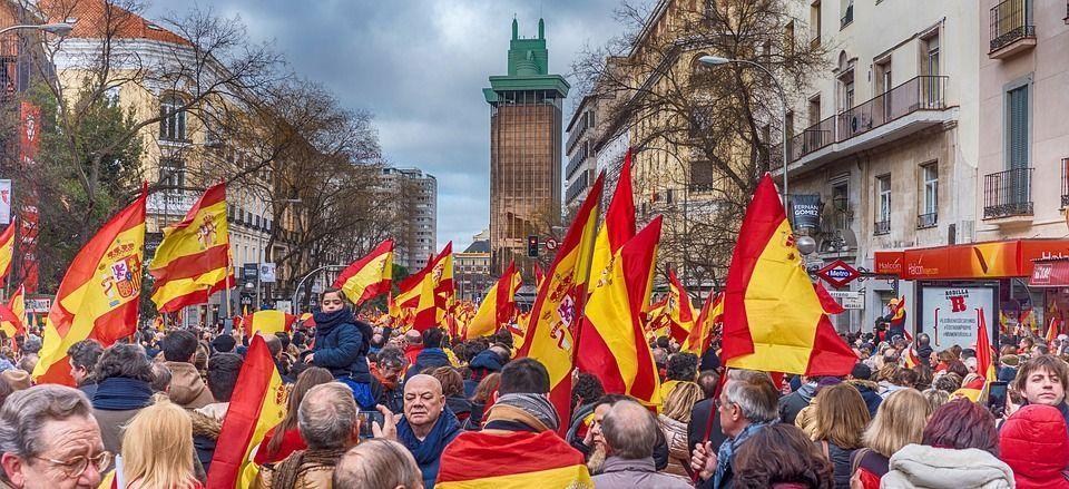 clamo por la unidad de España