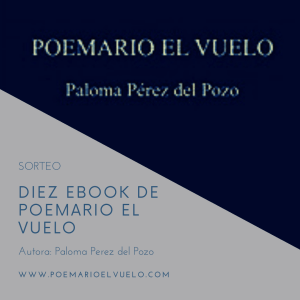 sorteo de 10 ebooks.
