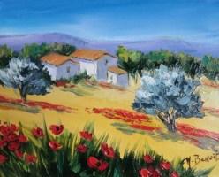 Eté en Provence