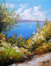 Eric Bruni peintre