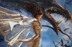 reine et dragon