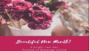 2019 Happy New Month Quotes And Wishes To Loved Ones