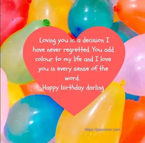 Romantic Birthday