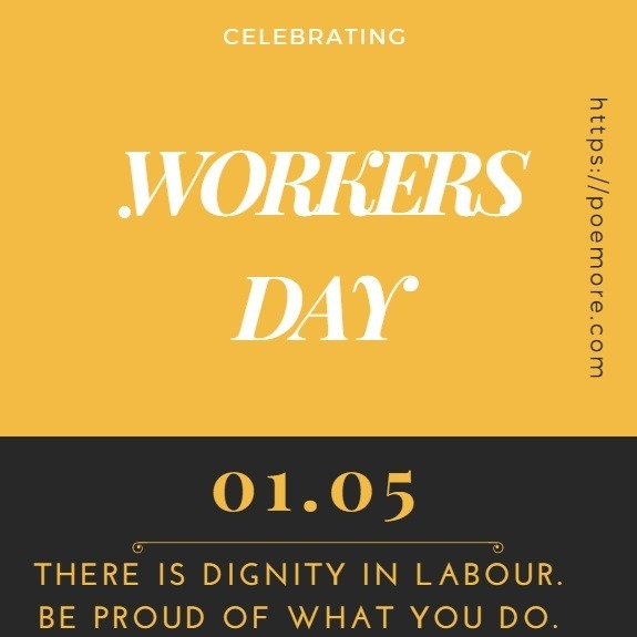 2019 Happy Workers Day Quotes And Goodwill Messages