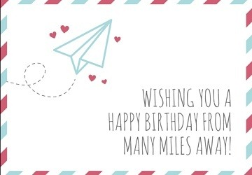 Cute Birthday Messages And Wishes For A Dear Friend