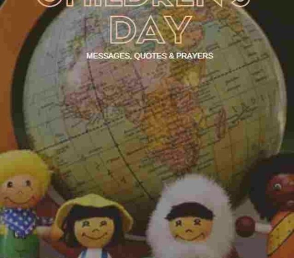 Children's Day Celebration Messages Quotes
