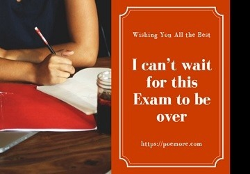 100 Exam Success Wishes Good Luck Text Messages To Loved Ones