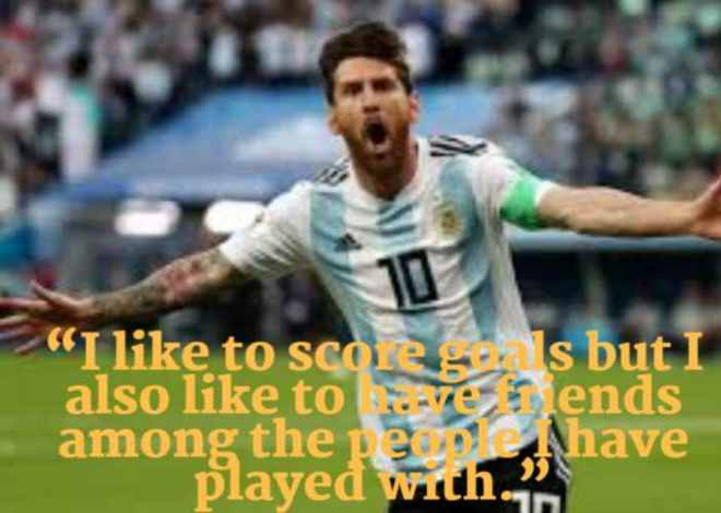 World Cup 2018 Argentina Goal Scorers