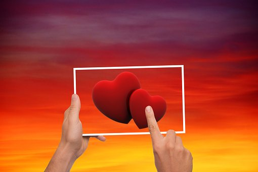 Heart Touching Love Messages Image
