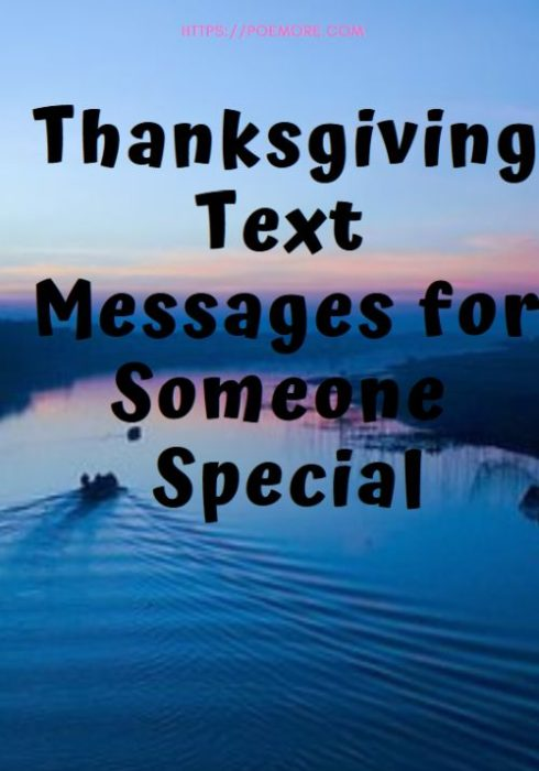 50+ Thanksgiving Wishes for Him or Her