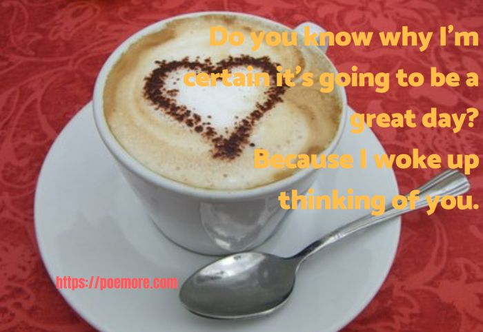 100 Short Morning Love Messages For Someone Special
