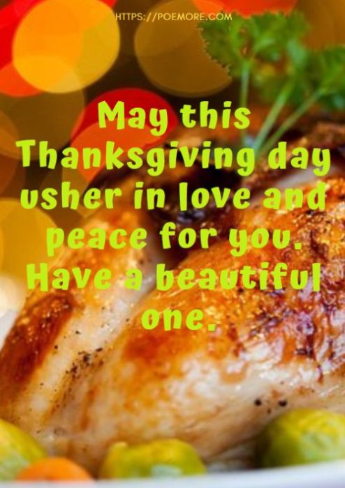 Happy Thanksgiving Quote