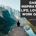 Inspiring Work Quotes and Love Sayings