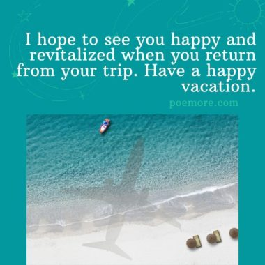 Vacation Wishes
